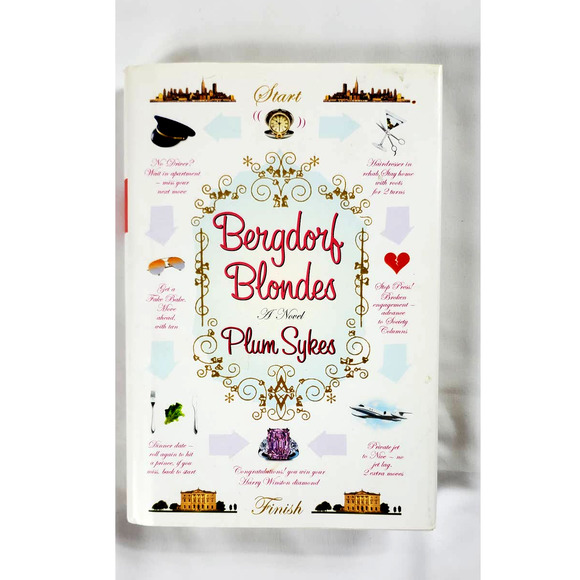 Bergdorf Blondes By Plum Sykes Book